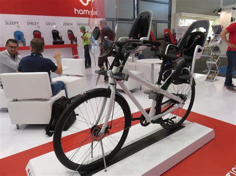 sièges enfants hamax nouveautés 2015 réseau cyclable