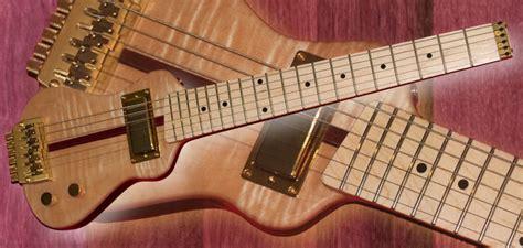 Lap Axe Electric Travel Guitars Portable Electric Guitars