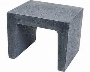 Beton Pigmente Hornbach : excluton u element antraciet 40 x 50 x 40 cm kopen bij ~ Michelbontemps.com Haus und Dekorationen