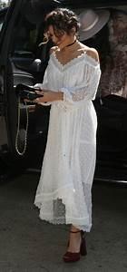 Robe Longue Style Boheme : 1001 tenues pour adopter le look boh me ~ Dallasstarsshop.com Idées de Décoration