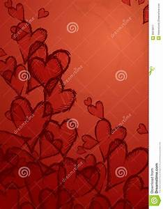 Grunge Heart Background. Royalty Free Stock Photography ...