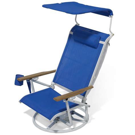 The Suntracking Beach Chair  Hammacher Schlemmer