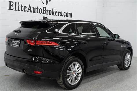 Some might really feel the steering is somewhat too light, however it's precise, making the automobile simple to position on the street. 2019 Used Jaguar F-PACE 30t Prestige AWD at Elite Auto ...