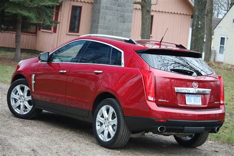 2011 Srx Cadillac by Automotive Trends 187 2011 Cadillac Srx 2 8 Turbo