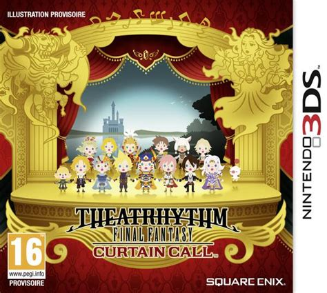 theatrhythm curtain call stats theatrhythm curtain call coming to europe in