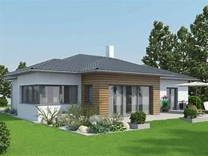 Haus Bungalow Modern : vario haus bungalow s141 gibtdemlebeneinzuhause einfamilienhaus fertighaus fertigteilhaus ~ Markanthonyermac.com Haus und Dekorationen