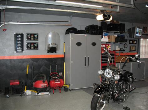 Harley Garage Coming Soon  Page 4  Harley Davidson Forums