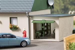 Einfamilienhaus Mit Garage : modellbahn scheierlein auhagen 11454 ho einfamilienhaus mit garage ~ Eleganceandgraceweddings.com Haus und Dekorationen