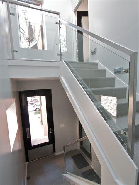 glass railing houzz
