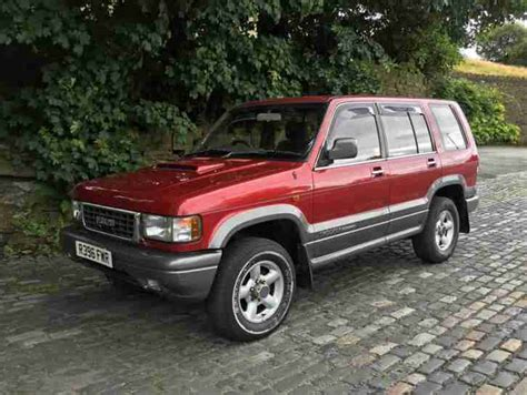 how can i learn about cars 1997 isuzu hombre space security system isuzu 1997 trooper 3 1 turbo diesel citation lwb 5 door manual car for sale