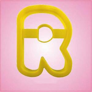 yellow letter r cookie cutter cheap cookie cutters With cheap yellow letters