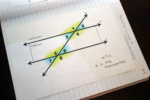 Everybody is a Genius: Parallel Lines & Transversals