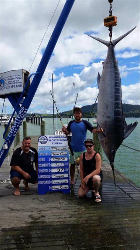 marlin record fishing striped report fishtrack fish march