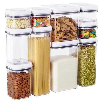 Food Storage Food Containers, Airtight Storage & Mason