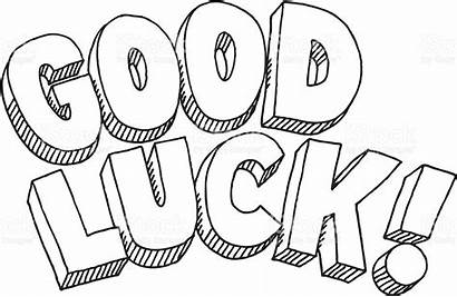 Luck Clipart Drawing Text Clip Desicomments Printable
