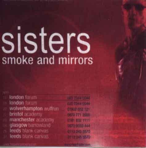 smoke and mirrors mmp dvd sistersvideo