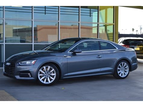 2018 audi a5 coupe for sale in tempe az used audi sales