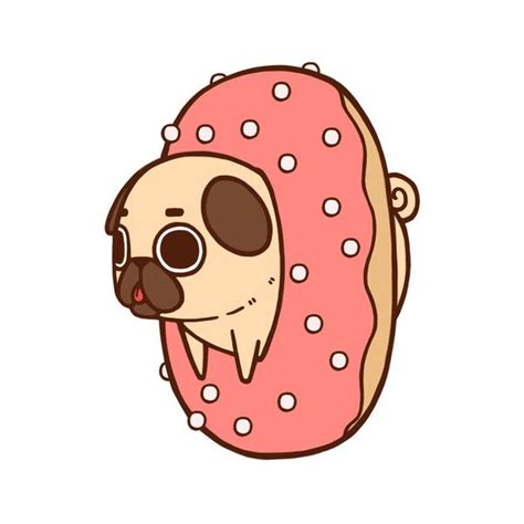 puglie lol dog drawing illustration art funny animals