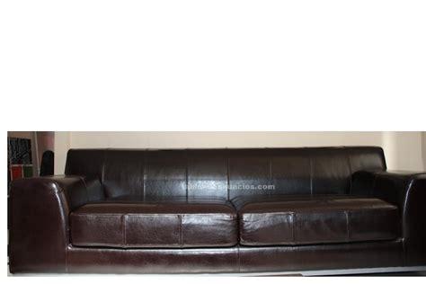 vendo sofa terraza tabl 211 n de anuncios vendo sofa 3 plazas en piel con