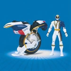 Power Rangers SPD White