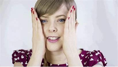 Face Oil Skincare Applying Apply Cream Spread