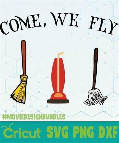 Hocus Pocus Svg Fly Come Dxf Movie