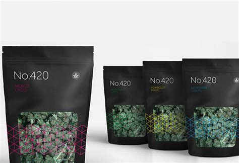 cannabis packaging pouches labels flexible pack