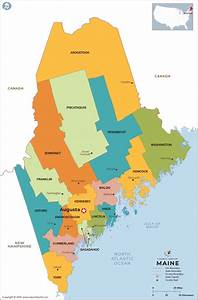 Tenner Blog  Maine Maps