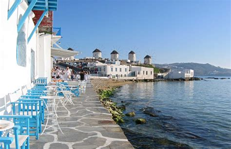 Mykonos Island Travel Guide And Tours Greece Ferry