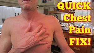 Chest Pain Left Side - 20 Minute Quick Fix