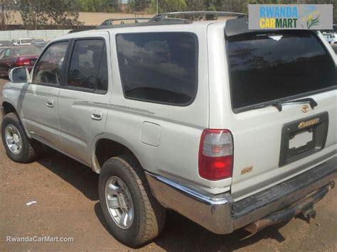 Used Toyota Suv 1996 1996 Toyota 4runner  Rwanda Carmart
