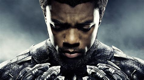 Black Panther (2018) [movie]  Wallpaper Hd