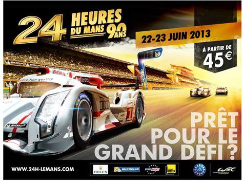 La Communication Des 24 Heures Du Mans