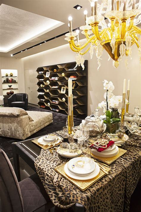 Roberto Cavalli Home Event Milan Design Week 2014 Love