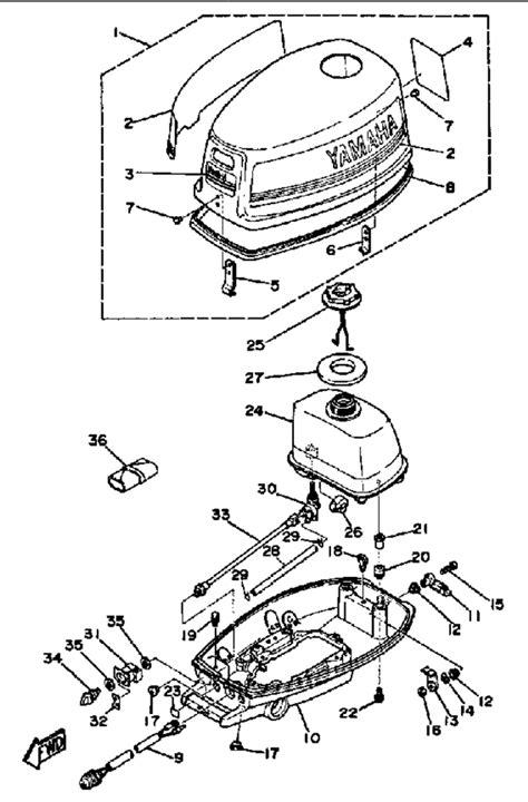 Yamaha Boat Motor Parts by Yamaha Boat Motor Parts Diagram Parts Auto Parts Catalog