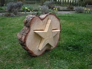 Holzsterne Aus Baumscheiben : motors gen s gewerk mal anders motors gen portal ~ Yasmunasinghe.com Haus und Dekorationen