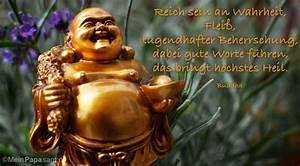 Buddha Sprüche Bilder : reich sein an wahrheit flei tugendhafter beherrschung dabei gute ~ Orissabook.com Haus und Dekorationen