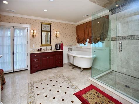 decorating ideas for master bathrooms bloombety great master bathroom decorating ideas master