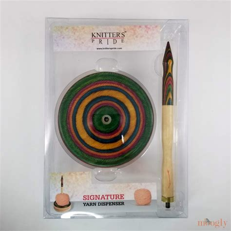 knitters pride signature yarn dispenser giveaway moogly