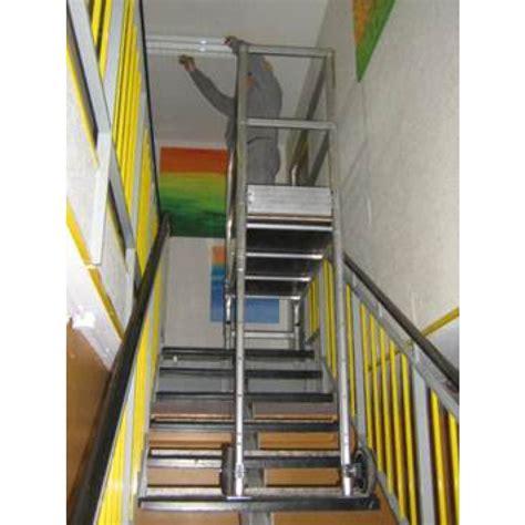 echafaudages echafaudage pfe sp 233 cial escalier ultralu