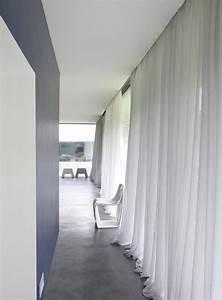 Vorhänge Modern Wohnzimmer : moderne gardinen und vorh nge aus leinenstoffen 30 ideen ~ Markanthonyermac.com Haus und Dekorationen