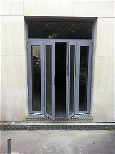 Portes fenetres portes fenetres baie vitree metallique for Porte d entrée pvc avec baie vitrée alu