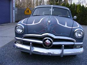 1950 Ford Club Coupe 2dr  Hot Rod Rat Rod Rockabilly For Sale