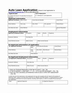 loan agreement and form templates vlashed With sample auto loan documents