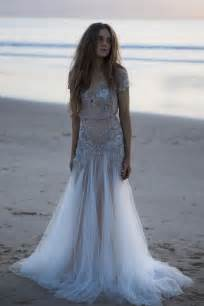 boho dresses wedding bohemian wedding dresses for stylish brides modwedding