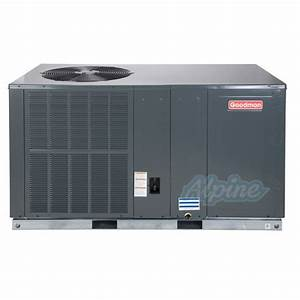 Goodman Gpc1460h41 5 Ton 14 Seer Self Contained Packaged