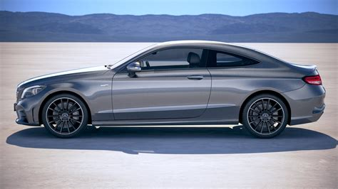 Mercedes C Class Coupe 2019 by Mercedes C Class Amg Coupe 2019