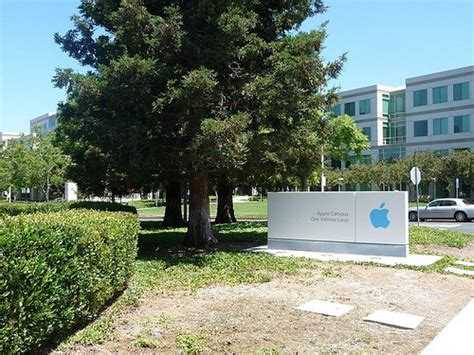 siege d apple visite en photos du siège d 39 apple cupertino