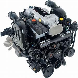 H  Mercruiser 8 2l Petrol Engine 430hp Bravo Mag Dts
