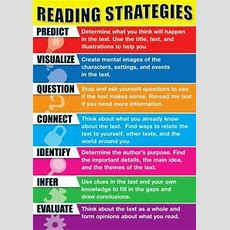Carson Dellosa Reading Strategies Bulletin Board Set  Bulletin Board Sets  My Classroom Ideas